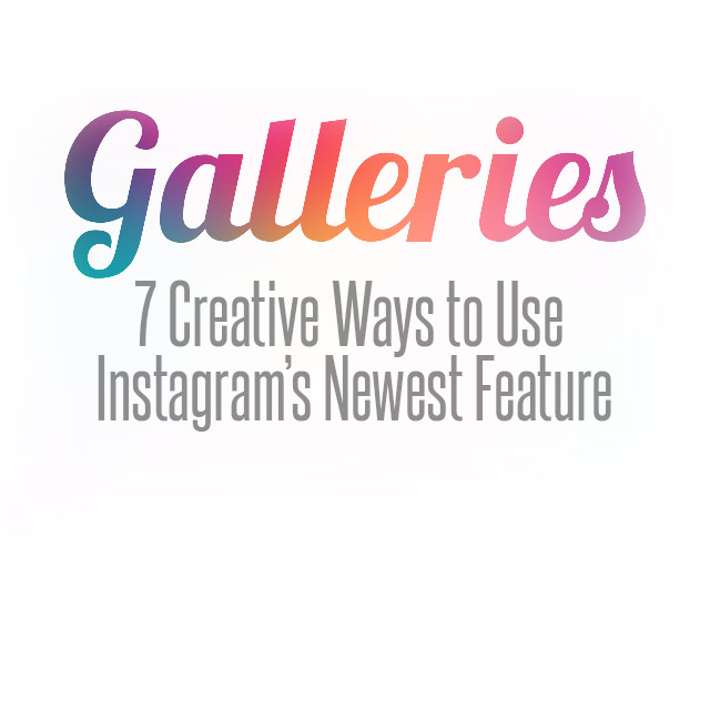 instagram gallery feature