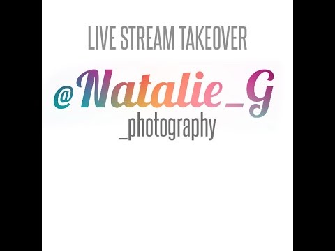Live with Natalie G on the Insta-Inspire Retreat