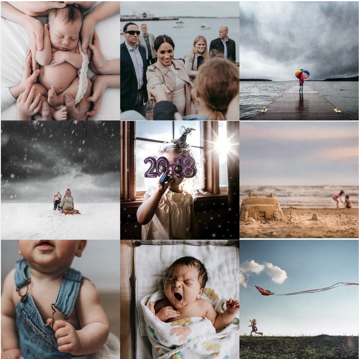 Best Nine of 2018 on Instagram – How to Find Yours!